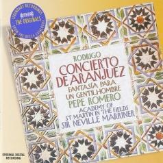 Pepe Romero (Пепе Ромеро): Rodrigo: Concierto De Aranjuez