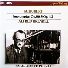 Alfred Brendel (Альфред Брендель): Schubert: Impromptus D899; Impromptus D935