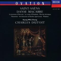 Charles Dutoit (Шарль Дютуа): Saint-Saens: Danse Macabre; Phaeton; Havanaise