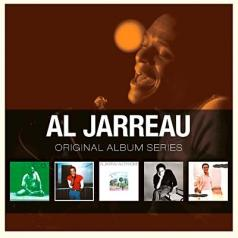 Al Jarreau (Эл Джерро ): Original Album Series
