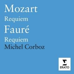 Michel Corboz (Мишель Корбоз): Requiem/Messe Basse; Cantique De Jean Racine; Motets