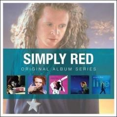 Simply Red: Original Album Series