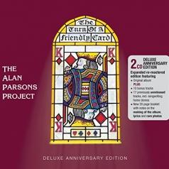 The Alan Parsons Project: The Turn Of A Friendly Card (35Th Anniversary)