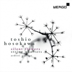Toshio Hosokawa: Hosokawa: Streichquartette