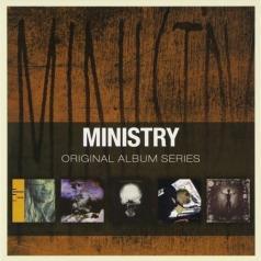 Ministry (Министри): Original Album Series