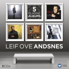 Leif Ove Andsnes (Лейф Ове Андснес): 5 Classic Albums