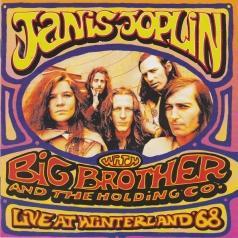 Janis Joplin (Дженис Джоплин): Janis Joplin Live At Winterland '68
