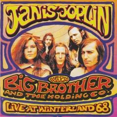 Janis Joplin (Дженис Джоплин): Janis Joplin Live At Winterland '68