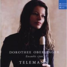 Dorothee Oberlinger (Дороти Оберлингер): Works For Recorder