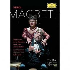 Анна Нетребко: Verdi: Macbeth