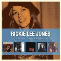 Rickie Lee Jones (Рикки Ли Джонс): Original Album Series