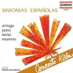 Concerto Koln (Cok) (Концерт Кельнский (Cok)): Spanische Sinfonien