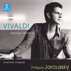 Philippe Jaroussky (Филипп Жарусски): Virtuoso Cantatas