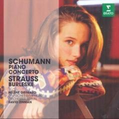 Helene Grimaud (Элен Гримо): Strauss / Schumann: Burlesque, Piano Concerto