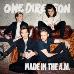 One Direction (Оне Директион): Made In The A.M.