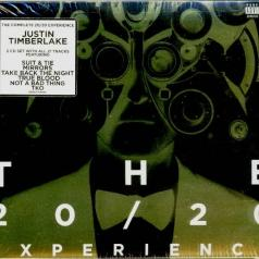 Justin Timberlake (Джастин Тимберлейк): The Complete 20/20 Experience