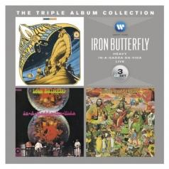 Iron Butterfly (Айрон Баттерфляй): The Triple Album Collection