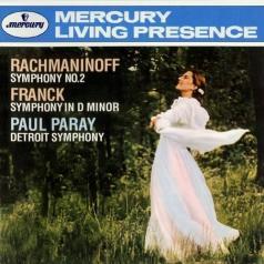 Paul Paray (Пол Парай): Rachmaninov: Symphony No. 2/ Franck: Symphony