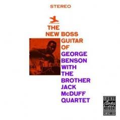George Benson (Джордж Бенсон): The New Boss Guitar