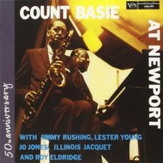 Count Basie (Каунт Бэйси): At Newport