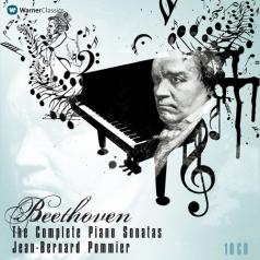 Jean-Bernard Pommier (ЖанБернарПомье): Piano Sonatas Nos 1 - 32 [Complete]