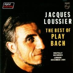 Jacques Loussier (Жак Лусье): The Best Of Play Bach
