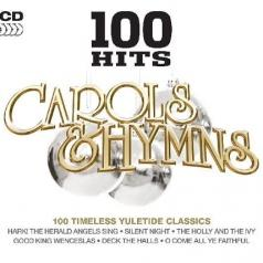 100 Hits Carols & Hymns