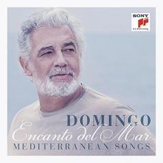Placido Domingo (Пласидо Доминго): Encanto Del Mar - Mediterranean Songs