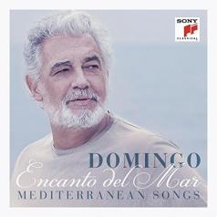Placido Domingo (Пласидо Доминго): Encanto Del Mar - Mediterranean Songs