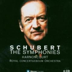Nikolaus Harnoncourt (Николаус Арнонкур): Schubert: Symphonies Nos 1 - 9