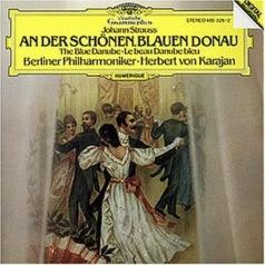 Herbert von Karajan (Герберт фон Караян): Strauss, J.: An der sch?nen blauen Donau