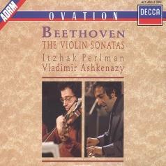 Itzhak Perlman (Ицхак Перлман): Beethoven: The Complete Violin Sonatas