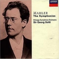 Georg Solti (Георг Шолти): Mahler: Symphonies