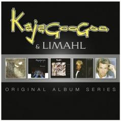 Kajagoogoo (Каджагуугу): Original Album Series
