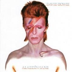 David Bowie (Дэвид Боуи): Aladdin Sane