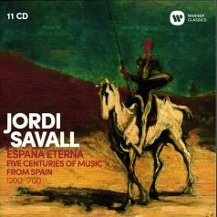 Jordi Savall (Жорди Саваль): Espana Eterna
