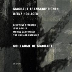Muriel Cantoreggi (Муриел Канторегги): Machaut Transcriptions