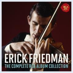 Erick Friedman - The Complete Rca Album