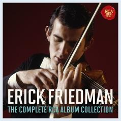 Erick Friedman - The Complete Rca Album