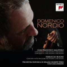 Francesco Malipiero: Malipiero, Busoni: Violin Concertos