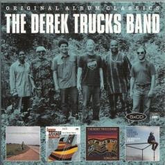 The Derek Trucks Band (ДерекТракс Бэнд): Original Album Classics