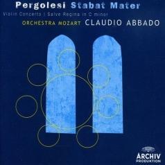 Claudio Abbado (Клаудио Аббадо): Pergolesi: Stabat Mater