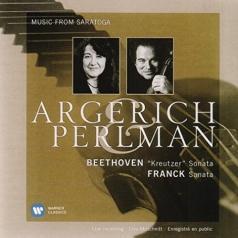 Itzhak Perlman (Ицхак Перлман): Kreutzer' Sonata / Sonata - Perlman, Argerich