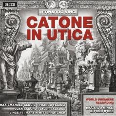 Max Emanuel Cencic (Макс Эмануэль Ценчич): Vinci Catone In Utica