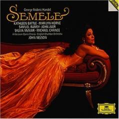 English Chamber Orchestra (Английский камерный оркестр): Handel: Semele