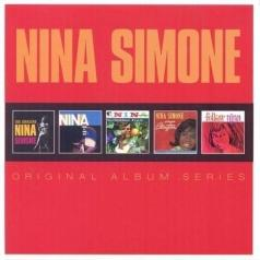 Nina Simone (Нина Симон): Original Album Series