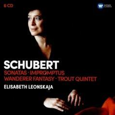 Elisabeth Leonskaja (Елизавета Леонская): Piano Works