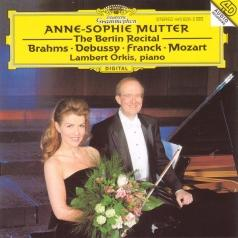 Anne-Sophie Mutter (Анне-Софи Муттер): The Berlin Recital