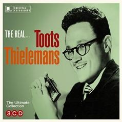 Toots Thielemans (Тутс Тилеманс): The Real… Toots Thielemans
