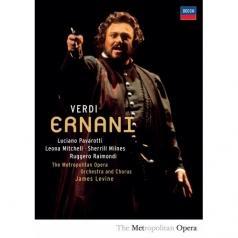Luciano Pavarotti (Лучано Паваротти): Verdi: Ernani